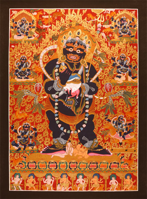 Mahakala AS4