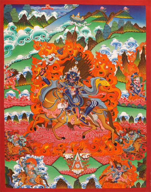 Palden Lhamo AS7