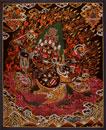 Thangka of / von Simhavaktra (Simhamukha) Dakini (Senge