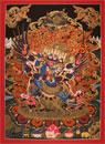 Simhavaktra- / Simhamuka Dakini (Sen-ge-gdon can-ma)